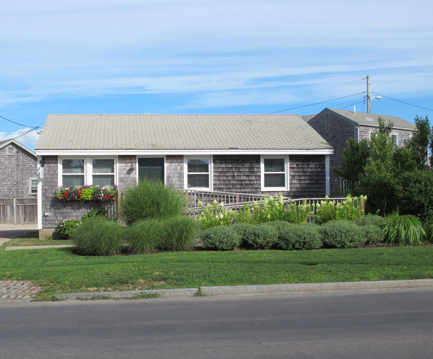 Nantucket Landscaping Construction by Christopher Oberg